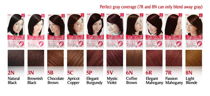 bigen hair dye color chart to download bigen hair dye color chart just ...